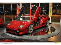 lamborghini diablo colors 1999 diablo rosso lamborghini diablo sv roadster 33439252 photo