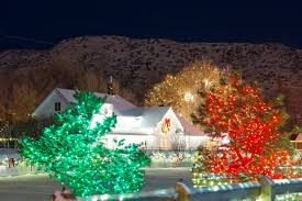 Chatfield Botanic Garden Chance To Win Tickets Trail Of Lights Denver Botanic Gardens