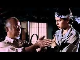 Mr Miyagi Meme - miyagi reiki from the karate kid 1984 columbia pictures youtube