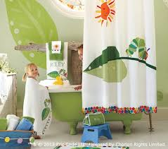 Hungry Caterpillar Nursery Decor The Hungry Caterpillar Bath Mat Pottery Barn