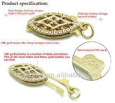 gold necklace clasps images Gold necklace with clasp images jpg