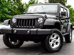 2013 used jeep wrangler unlimited wrangler unlimited sahara at alm