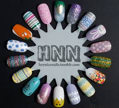 our spring nail polish palette includes china glaze agent