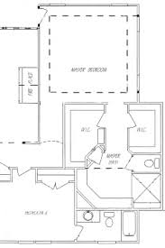 Bath Designs Without A Tub Focus On Master Showers - Master bathroom design plans