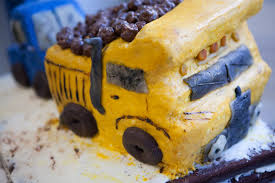 little blue truck birthday cake nearly crafty