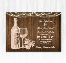 How To Make Your Own Wedding Invitations Vineyard Wedding Invitations Cloveranddot Com