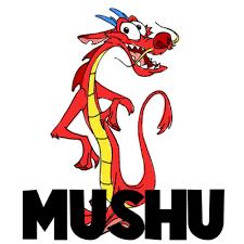 draw mushu dragon mulan step step drawing