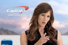 capital one commercial actress musical chairs jennifer garner gets serious for capital one media adage