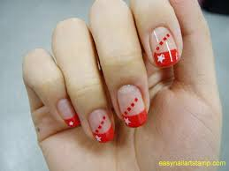 star nail art design by enas easy nail art stamp