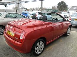 nissan convertible used 2006 nissan micra uris cc was 2600 now sold for sale in