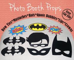 Superhero Photo Booth Photo Booth Props Galore Whatcha Workin U0027 On