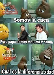 Meme Caca - dopl3r com memes momoscorp somosla caca pero papa somos maluma