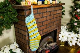 how to knitted christmas stockings hallmark channel