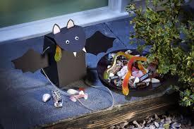 how to make a bat treat bag hobbycraft blog