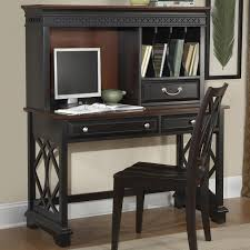 writing table with hutch small black writing desk with drawer creative desk decoration