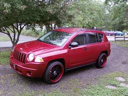 2007 jeep compass modifications modification of cars pinterest
