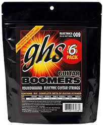 light electric guitar strings amazon com ghs boomers gbxl extra light electric guitar strings 9