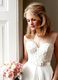Formal Hairstyles For Medium Straight Hair by Mid Length Bridal Hair Wedding Ideas Pinterest Mid Length