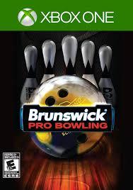 amazon com brunswick pro bowling xbox one video games