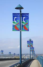 decorative street light poles valmont structures canada street lighting poles