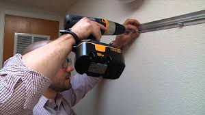 Hanging Pictures On Drywall by How To Hang A Heavy Mirror Fountain Youtube