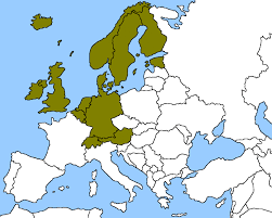 Southern Europe Blank Map by Pan Germanism Hey Do You Support Archive The Apricity Forum