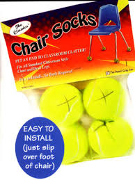 Tennis Balls For Chairs Chair Sox Set Of 4