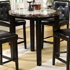 small tall round kitchen table perfect tall round dining table on large within inspirations 25