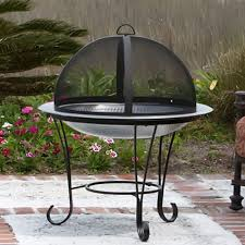 Fire Pit Price - wt living stainless steel cocktail outdoor patio fire pit price