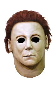 michael myers mask h20 michael myers mask deluxe original licensed horror