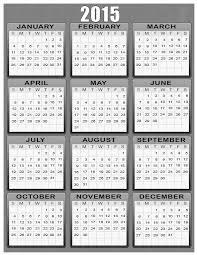 full year calendar template 2015 expin radiodigital co
