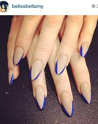 25 best rounded stiletto nails ideas on pinterest almond shape