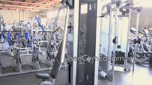refurbished used cybex modular 2 stack multi station for sale