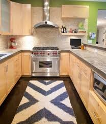 Modern Kitchen Rugs Kitchen Carpet Patterns 10 Modern Kitchen Area Rugs Ideas Rubber