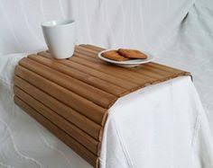 sofa tray wooden tray flexible chair tray wooden tv tray
