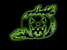 animated halloween desktop backgrounds green halloween pumpkin