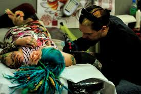 london tattoo convention a visual spectacle of alternative art