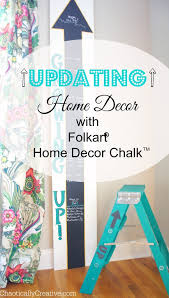 Folk Art Home Decor Chalk Laundry Room