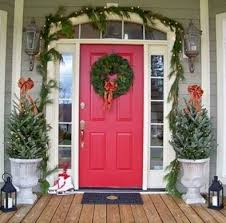 Christmas Decoration For Front Of House by Outdoor Christmas Decorating Ideas Bob Vila