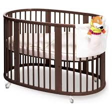 Oval Crib Mattress 34 Best Nurseries With Stokke Cribs Images On Baby