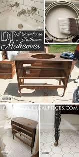 ideas about budget bathroom remodel pinterest farmhouse bathroom remodel update