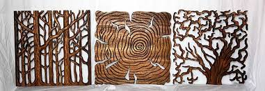 wood artwork for walls tree wall decor carved wood pane kan thai dma