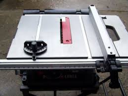 Skil Table Saw Porter Cable Job Site Table Saw Pcb220ts Review Tools In
