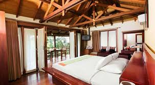 Nature Concept In Interior Design 14 Rainforest Hotels In Bandung To Escape From The City