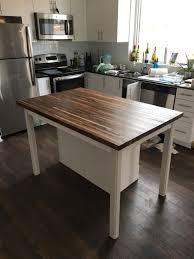 Kitchen Island Pics First Time Kitchen Island Woodworking