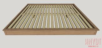 latest king size platform bed plans with wood king size platform