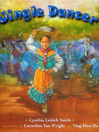 Manataka Books Children S Books Multicultural Literature For Children Ya Review Jingle Dancer By