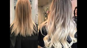 glam hair extensions ombre in hair extensions transformation