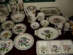 1972 portmeirion botanic garden china collection for sale