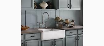Cast Iron Undermount Kitchen Sinks by Standard Plumbing Supply Product Kohler Whitehaven K 6487 7